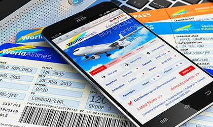 Online Ticketing System Image