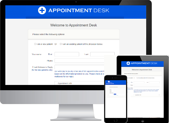 Patients Appointments System
